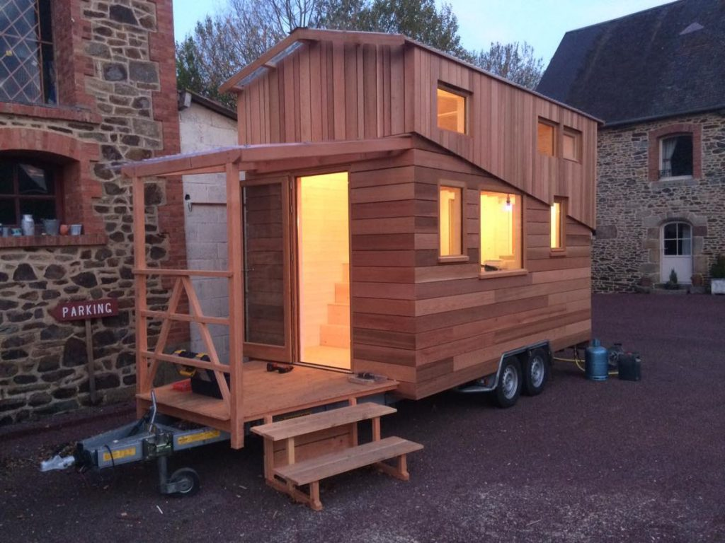 Photo La Tiny House Appalache