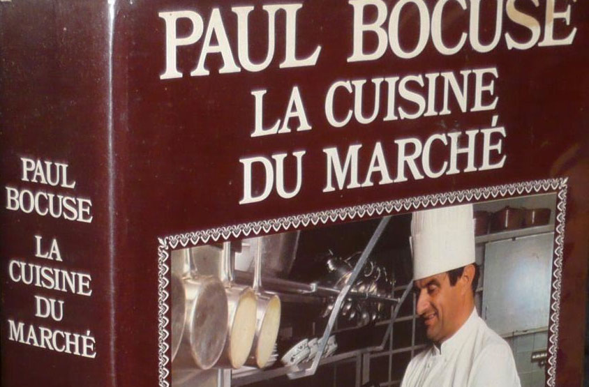 Paul Bocuse - Photo Flammarion