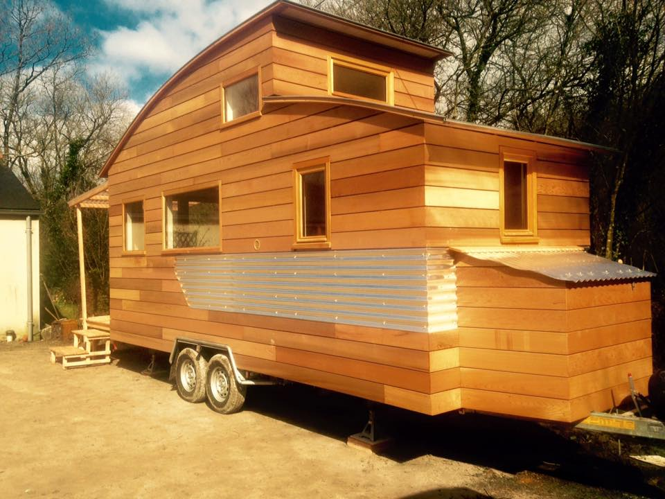 Photo La Tiny House Tiny Stream